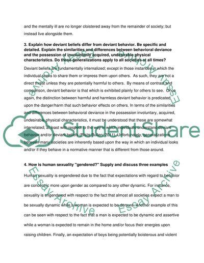 The Abcs Of Deviant Behavior Essay Example  Topics And Well  The Abcs Of Deviant Behavior Examples Of A Proposal Essay also Assignment Writers Australia  Good High School Essay Topics