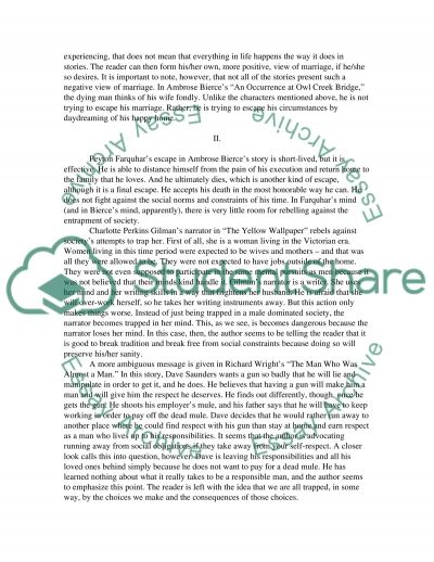 Marriage questions essay example
