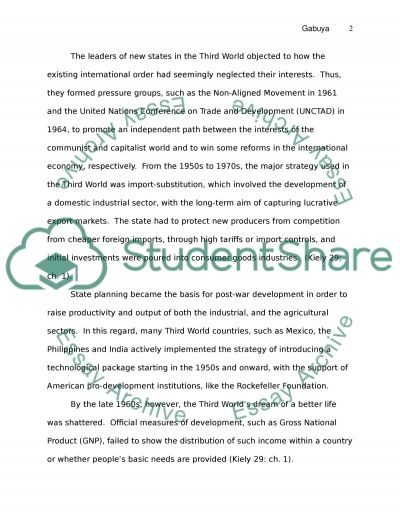 Globalisation and Mass Media (Media Relations) essay example