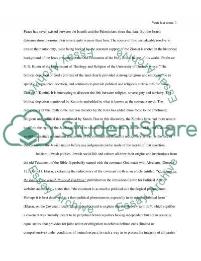 Religions in the Modern World essay example