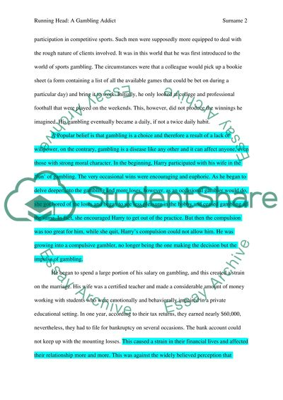 Essay About Paper A Gambling Addict Business Plan Writing Service Cost also Essay Topics High School A Gambling Addict Essay Example  Topics And Well Written Essays  Essays Term Papers