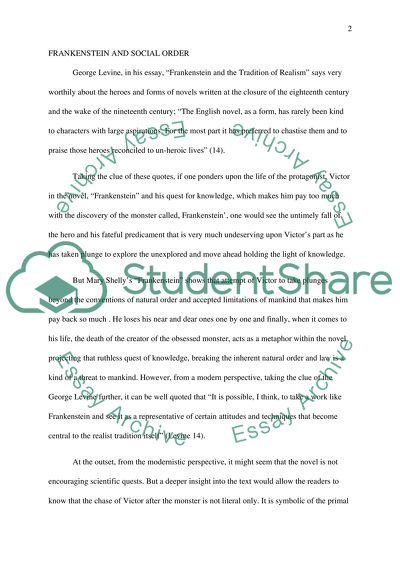 Essays For Kids In English Frankenstein By Marry Shelly Essay Topics For Research Paper also Health Issues Essay Frankenstein By Marry Shelly Essay Example  Topics And Well Written  Process Paper Essay