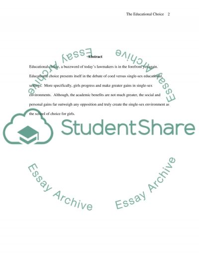 Sociology of Education Essay essay example
