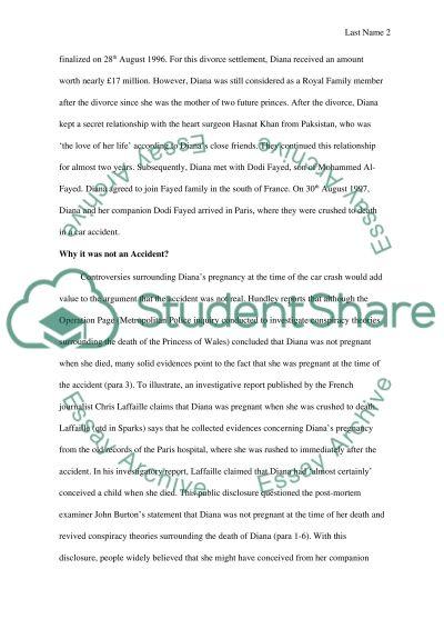 The argumentation paper
