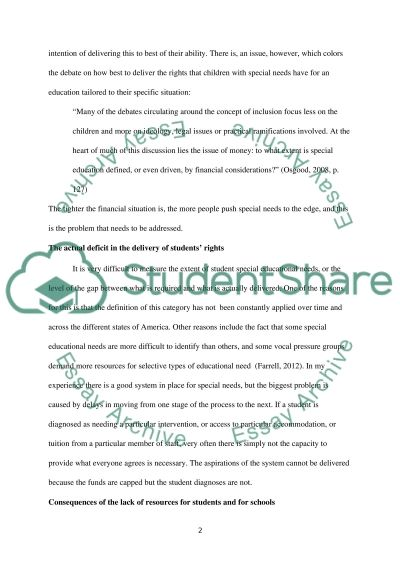 Vocational Ministry Paper essay example