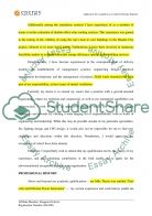 Application for Chartered Status in Energy (Professional Recognition) Essay example