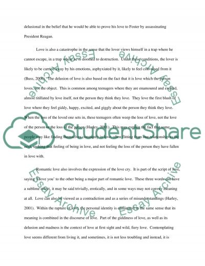romantic narrative essay The romantic comedy genre print reference  if you are the original writer of this essay and no longer wish to have the essay published on the uk essays.