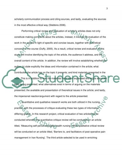 Research Methodology, Design and Process essay example