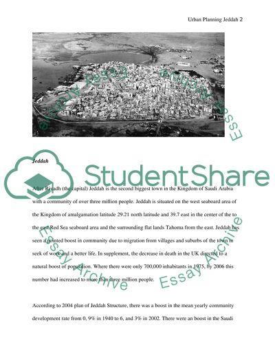 landscape architecture essay