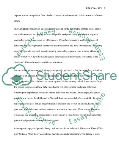 Analysis And Synthesis Essay What Is Personality According To Sigmund Freud Science Technology Essay also Narrative Essay Example For High School What Is Personality According To Sigmund Freud Essay Essay On Paper