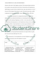 Characteristics of A Well Rounded Person Essay example