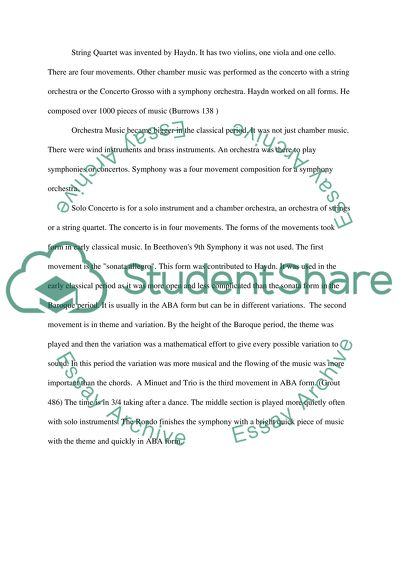 Sample essay about classic homework support