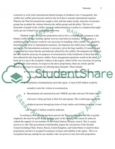 accomplishments of the un essay
