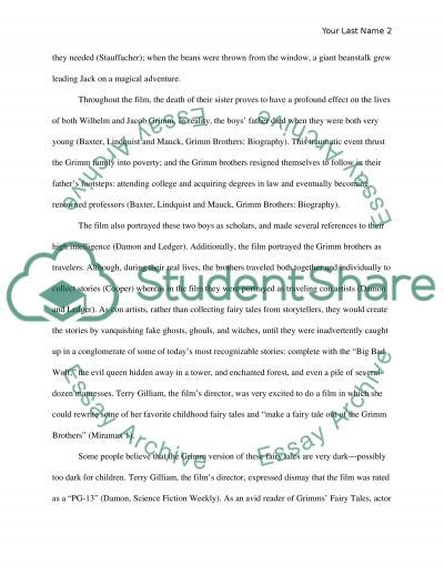 Evluation of narrative work of art essay example