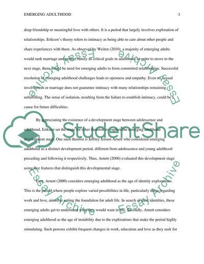 essay on adolescence period