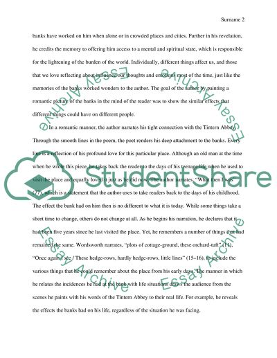 Theme For English B Essay Critical Analysis Essay Poem General Paper Essay also Apa Style Essay Paper Critical Analysis Essay Poem Example  Topics And Well Written  Graduating From High School Essay