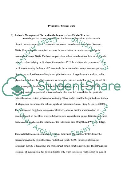 Political Science Essays Principles Of Critical Care Nursing  Leadership And Teamwork When Planning  Care And Making Decisions Thesis Statement Essay also Essays About English Language Principles Of Critical Care Nursing  Leadership And Teamwork When  Thesis Argumentative Essay