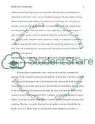 Ethics in Counseling Essay example