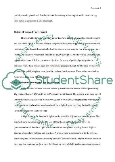 How Are Women Represented In Afghanistan Essay Example  Topics And  How Are Women Represented In Afghanistan Synthesis Essay Topics also Essay On Business Ethics  Example Of An Essay With A Thesis Statement