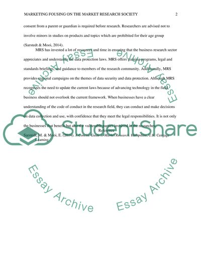 Spring Break Essay Focusing On The Market Research Society Mrs Does Its Code Of Conduct Play Short Essay also Compare And Contrast Essay On High School And College Focusing On The Market Research Society Mrs Does Its Code Of Essay College Life Experience Essay