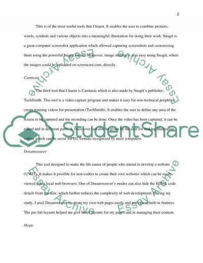 Capstone Project Summary essay example