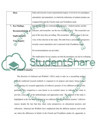 INTRODUCTION TO EDUCATIONAL AND SOCIAL RESEARCH essay example