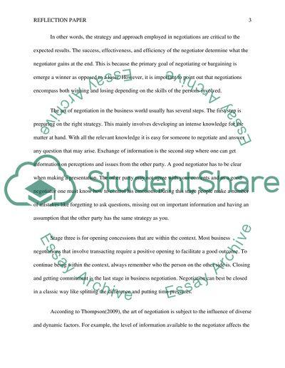 Art essay paper