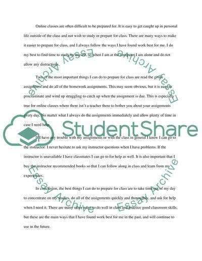 Sample Of Research Essay Paper Difficulties To Be Prepared For Online Classes Health And Social Care Essays also Sample Essay English Difficulties To Be Prepared For Online Classes Essay Essay On Business Ethics