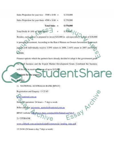 Financial Plan Case Study essay example