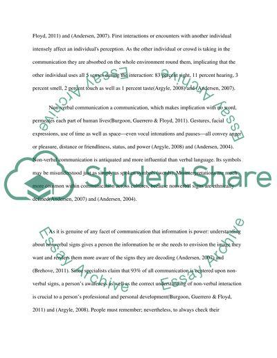 Encountering conflict sample essay 3
