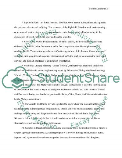 H.W essay example