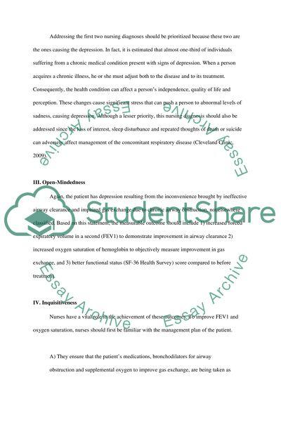 Nursing Essay on Gerontology