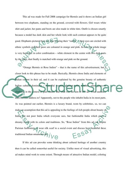 Text analysis essay examples