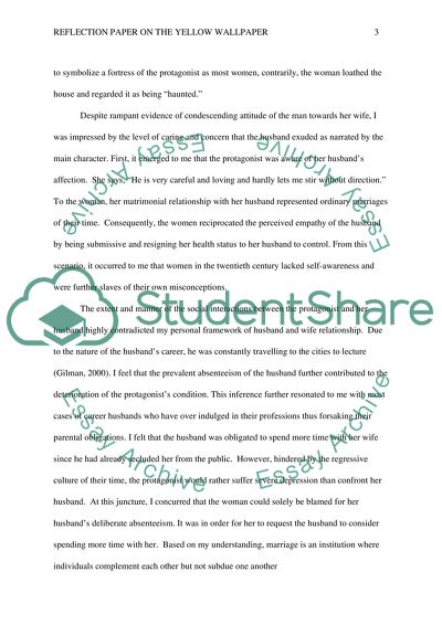 Essay On My School In English  History Of English Essay also A Level English Essay Structure Reflection Paper On The The Yellow Wallpaper Essay Thesis Essay Example