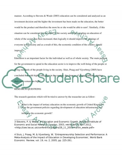 Applied Finance 2011/2012 Research Project essay example