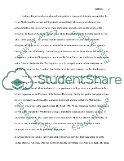 Presentation & Paper