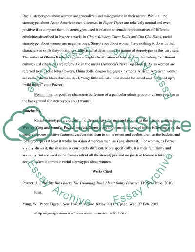 Synthesize Essay