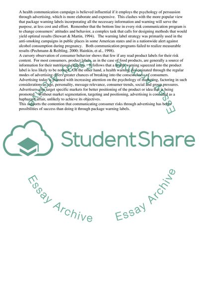 Strategic Business Communication Essay
