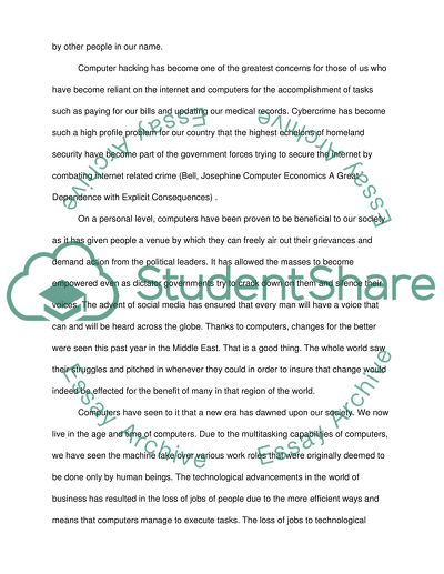 internet brings people together essay