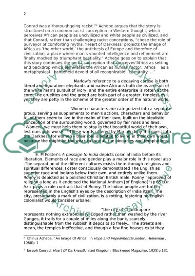 Essay on relationship between race and gender in the unit text essay example