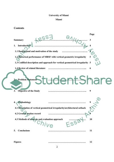 Proposal Research Proposal essay example