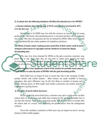 2 essay exam questions