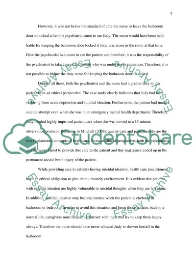case study analysis paper essay example Case study: an analysis of human resources practices adapted by the writing center from original paper by aimee case under study showing problems or.