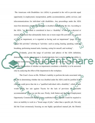 Answers to questions essay example