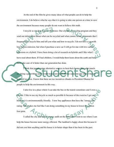 Global Warming Essay Example  Topics And Well Written Essays    Global Warming
