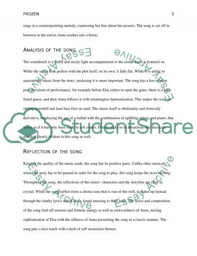 Frozen 13;20-17;00 essay example