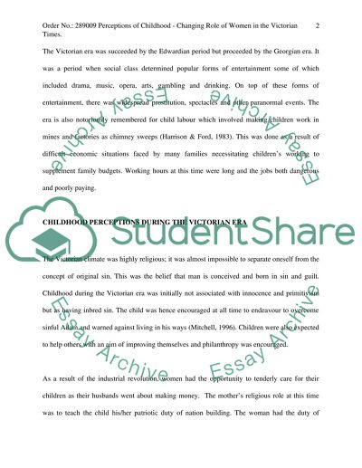 Health Care Essay The Victorian Era Custom Essay Paper also High School Memories Essay The Victorian Era Essay Example  Topics And Well Written Essays  Thesis Statement For An Argumentative Essay