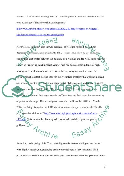 Managing and Leading People Essay