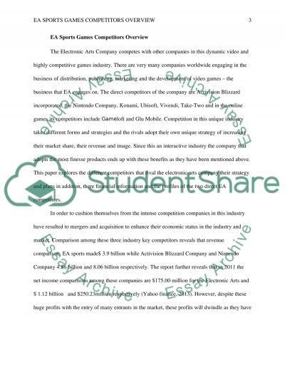 sport essay examples