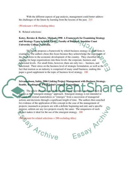 Study Profolio - 4 topics 2500 words